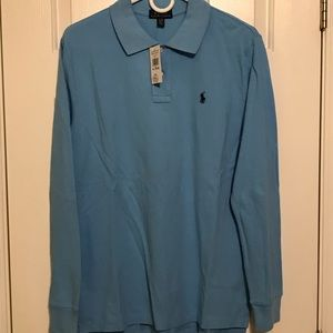 Polo Ralph Lauren Long Sleeved Polo-Size Youth XL